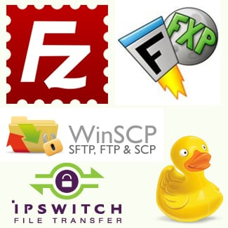 5 Easy to use FTP Clients-1245