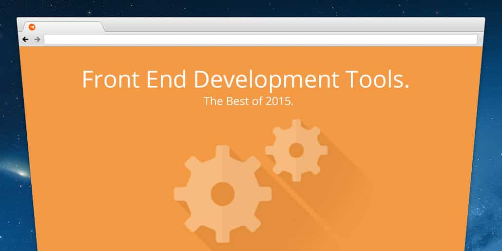 Front-end development tools