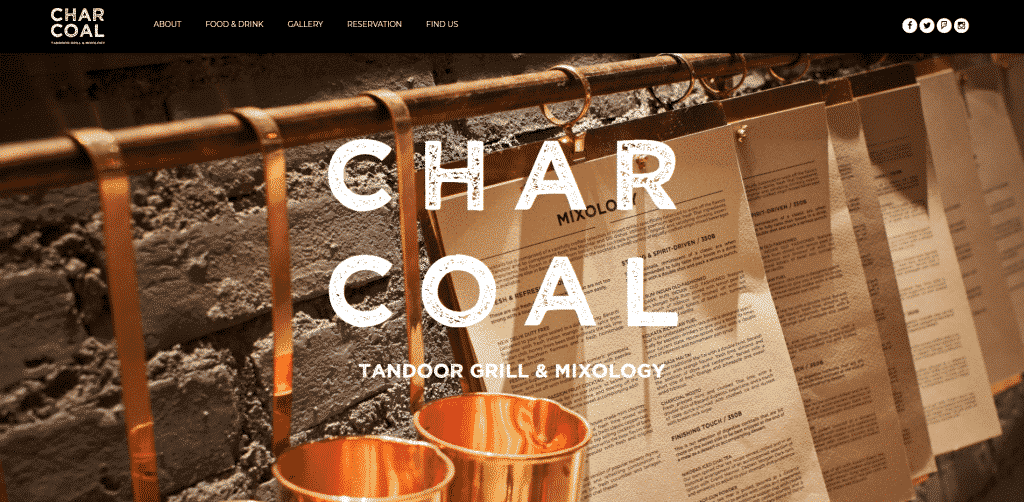 Web Development Charcoal Bangkok