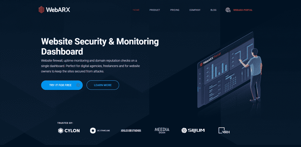 Website Security & Monitoring